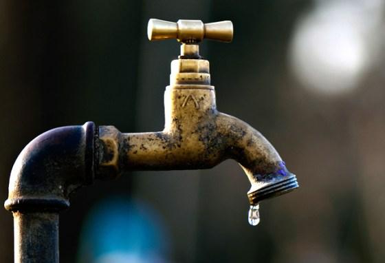 Suspension de l'alimentation en eau dans plusieurs communes