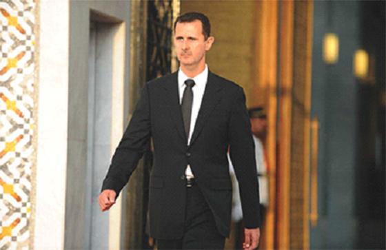 Un départ de Bachar al-Assad avant une transition politique