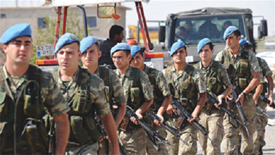 Ankara suspend le déploiement de ses troupes à Mossoul