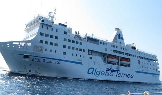 Une ligne maritime Mostaganem – Valence pour l'été 2016