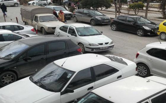 Médéa : Mesures d'assainissement contre le stationnement anarchique