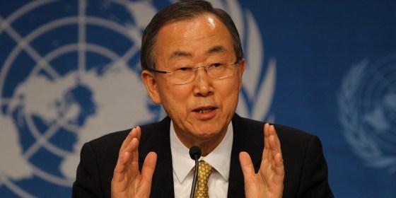 Ban Ki-moon s'apprête à visiter la région