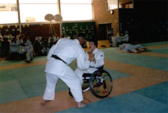 Judo : Mouloud Noura et Mehdi Meskine, les deux seuls qualifiés