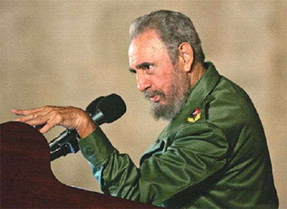 Fidel Castro : « Moscou et Pékin feront tout pour éviter une guerre »