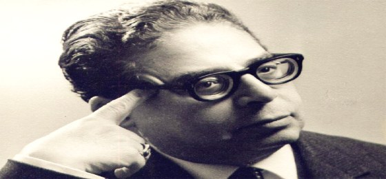 Le lauréat Ahmed Mahmoud Amich