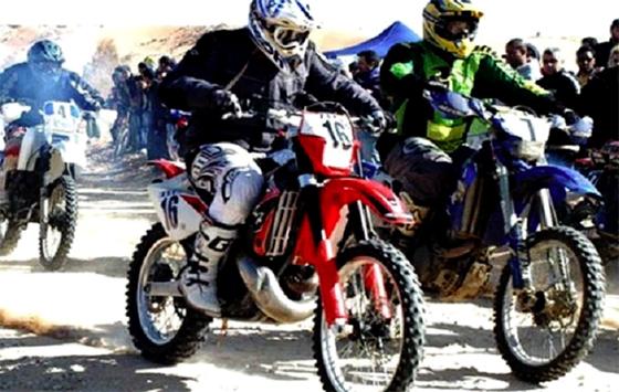 Blida : Plus de 200 motards pour l'événement