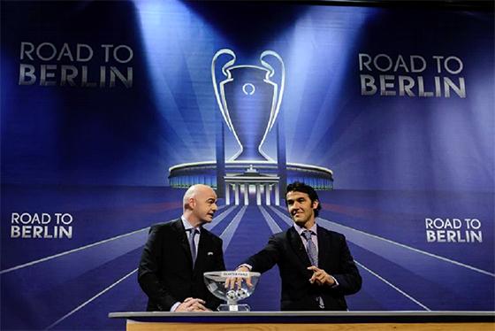 Juventus-Bayern Munich, Arsenal-FC Barcelone et Paris SG-Chelsea