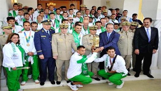96 participants au Championnat national militaire de course d'orientation