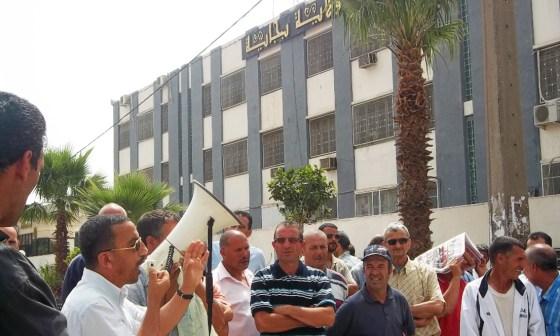 ETR de Béjaïa : Les travailleurs haussent le ton