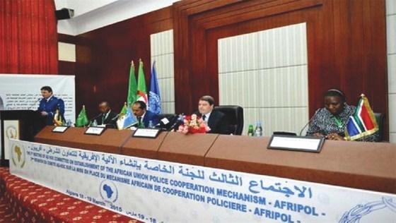Smaïl Chergui : «L'Afripol, un acquis pour lutter contre  le terrorisme  et le crime organisé»