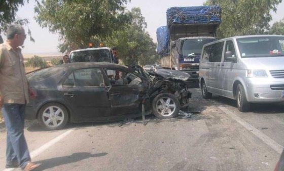 Un violent accident à Constantine: deux femmes tuées