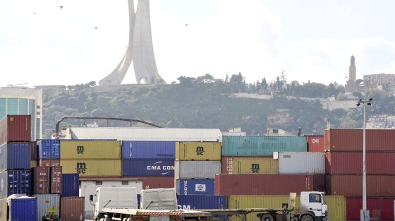 Les fortes importations un péril pour l'Algérie