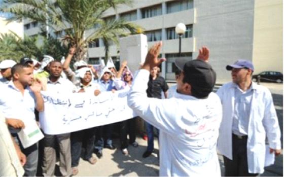 Les travailleurs de l'éducation en sit-in mardi prochain