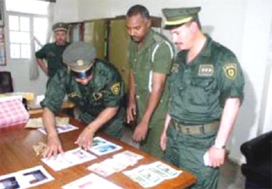 Des Maliens arrêtés pour trafic de faux billets