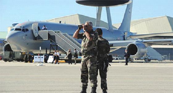 Turquie : Des avions de reconnaissance otaniens bientôt à la frontière syrienne