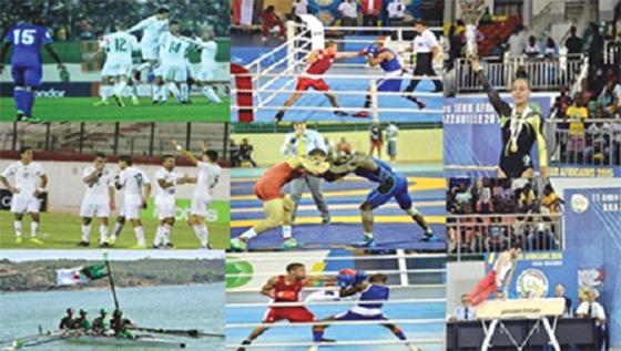 Des hauts et des bas pour le sport algérien en 2015