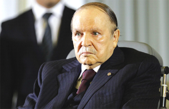 Bouteflika attaque ceux qui doutent de la politique économique
