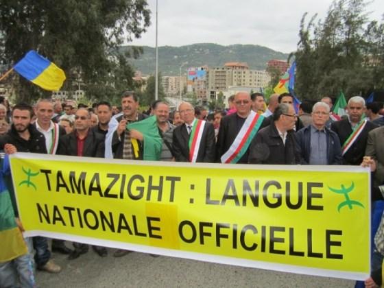 Tamazight consacrée langue officielle  : Le poste de vice-président évacué