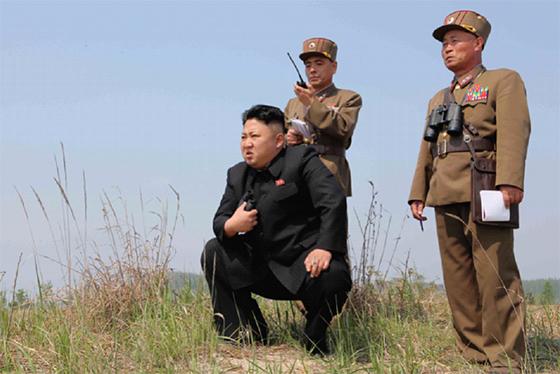 Le défi de Kim Jong-Un