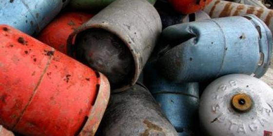 Skikda : Suspension de remplissage des bonbonnes de gaz