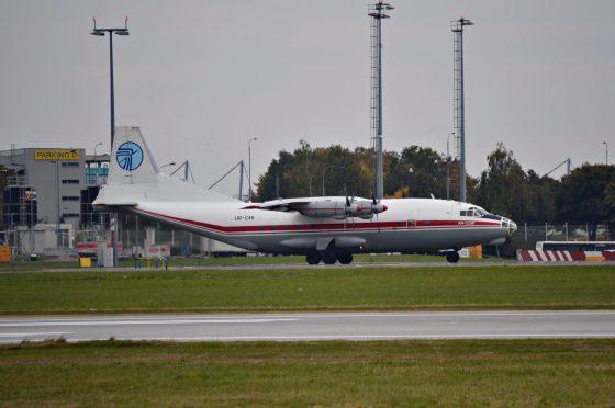 Crash d'un avion Ukrainien à Tamanrasset