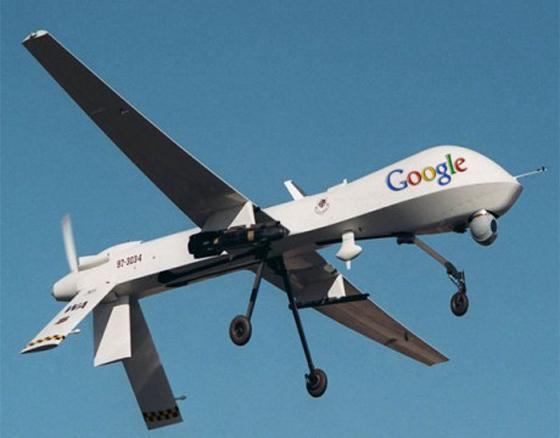 Après Amazon, Google se lance dans la livraison par drones