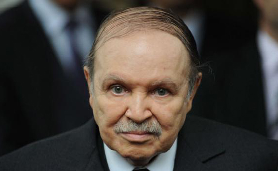 Le Président Bouteflika coupe court à toute spéculation