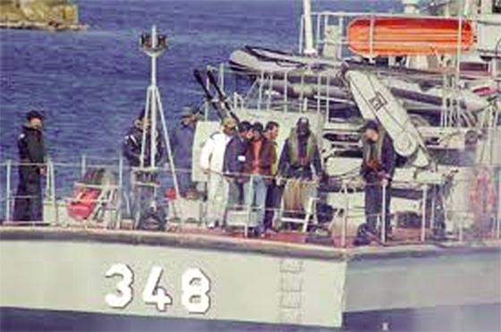 La marine nationale : 19 harragas sauvés à Mostaganem et Ain Temouchent