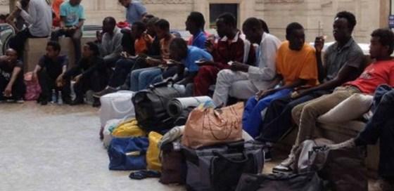 Le quotidien difficile des immigrants africains