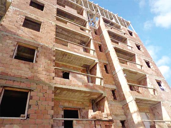 Tizi Ouzou : 190 atteintes aux règles de construction en 2015