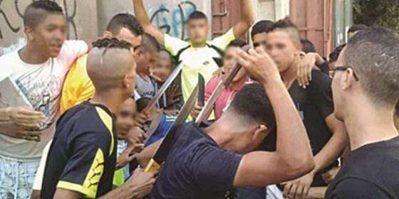 Larbaâ : Affrontements entre jeunes dans les nouvelles cités