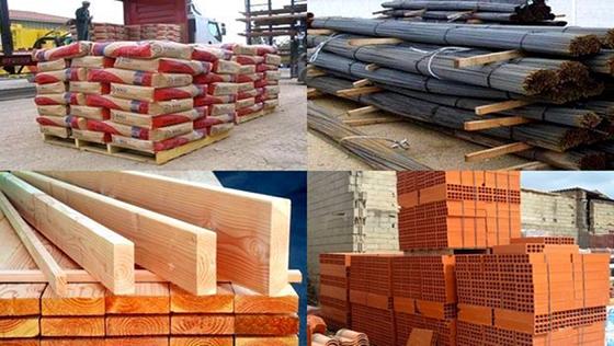 La facture des matériaux de construction a baissé à 2,54 milliards de dollars en 2015