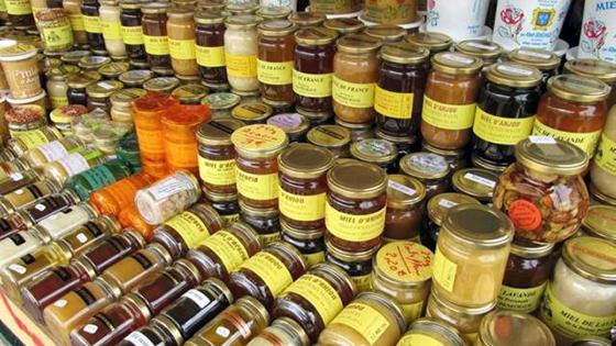 Médéa : Foire du miel