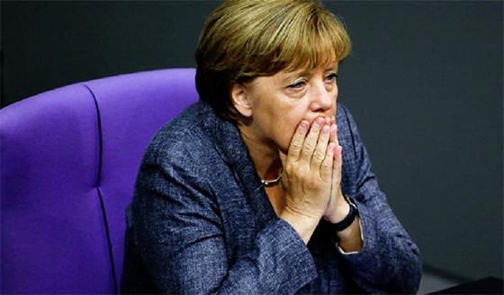 Merkel perdra-elle son poste de chancelière allemande?