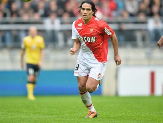 Radamel Falcao n'a jamais été aussi près de quitter Monaco