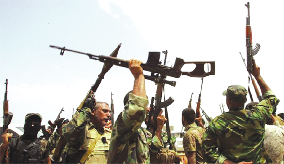 Irak : L'armée brise le siège d'Amerli imposé par les terroristes