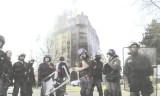 OTAN : Des milliers de manifestants  pour dénoncer les crimes de l'OTAN