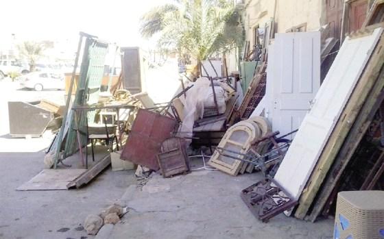 Ghardaïa : Des rues squattées par le commerce illicite