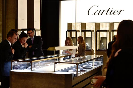 Cartier: Quand la haute horlogerie rencontre la haute joaillerie