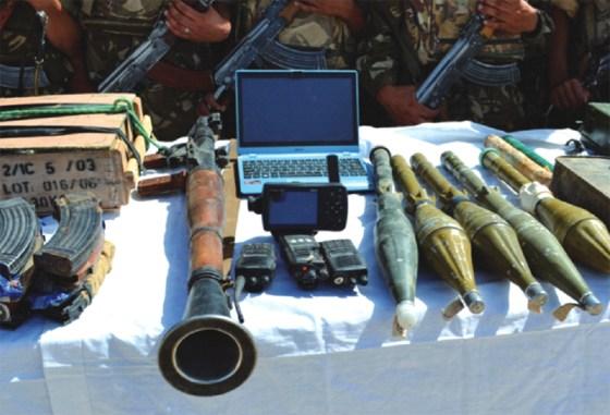 Inquiétantes saisies de roquettes et RPG au Sud