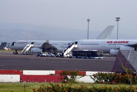 Incident entre deux avions d'Air Algérie à l'aéroport d'Alger
