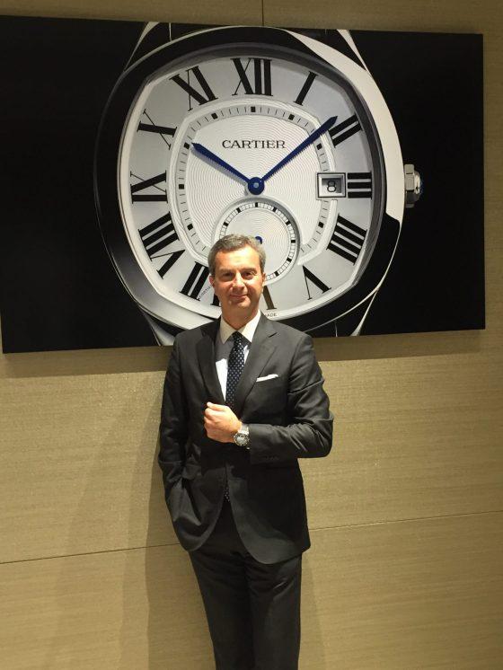 Alessandro Patti : « L'Algérie est un marché important pour Cartier »