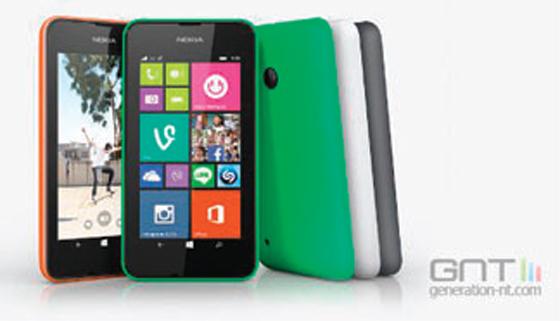 Windows Phone : écosystème fragmenté  et dominé ( pour le moment ) par Nokia
