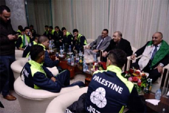 Mobilis : Partenaire de la FAF pour le match Algérie Vs Palestine