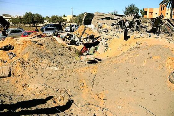 Attaque aérienne américaine en Libye, près de 50 morts