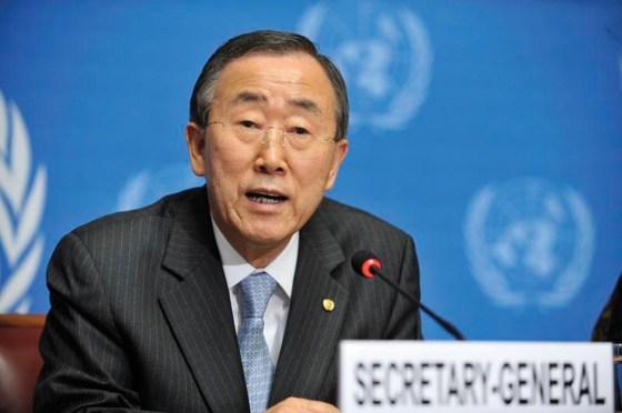 Ban Ki-moon en Algérie le 7 mars prochain