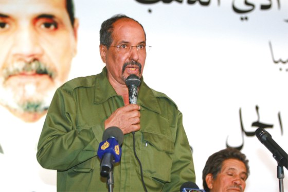 Mohamed Abdelaziz : «Le Maroc s'oppose à la communauté internationale»