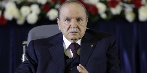Le président Bouteflika préside un Conseil restreint