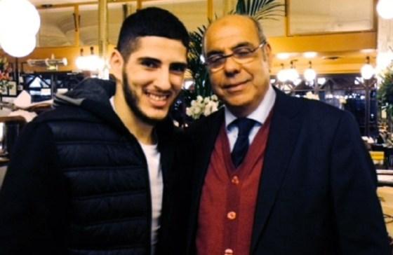 Yacine Benzia choisit l'Algérie