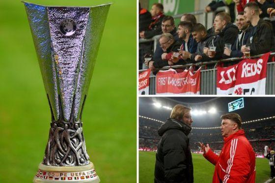 Europa League : Liverpool-Manchester United, choc des 8e de finale
